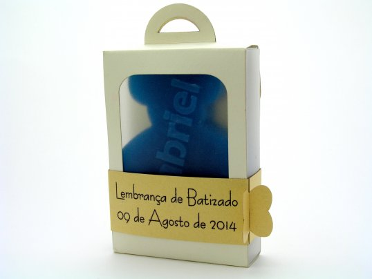 Baby baptism personalized gifts - Handmade Soap | Tugasoap