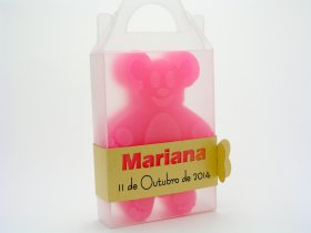 Baptism gifts for girls - Personalized Soaps | Tugasoap