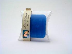 Sabonete Pequeno + Cinta decorativa fina com impress‹o a cor