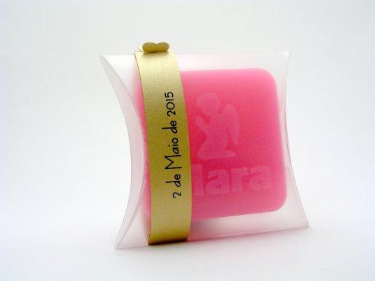 Prenda de batizado personalizado | Sabonete aromático pequeno - TugaSoap