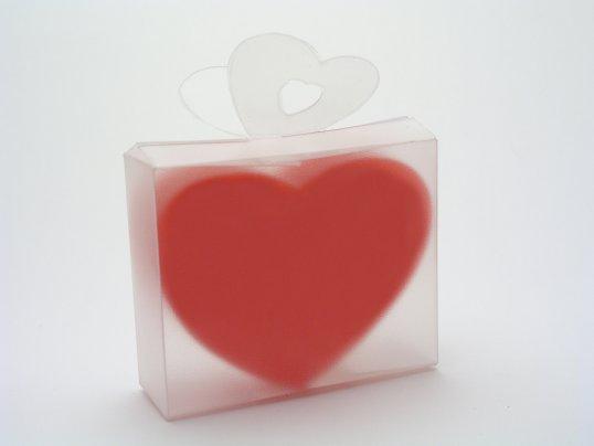 Sabonete coração (Forma)
