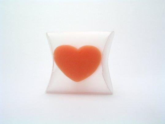 Sabonete coração pequeno (Forma)