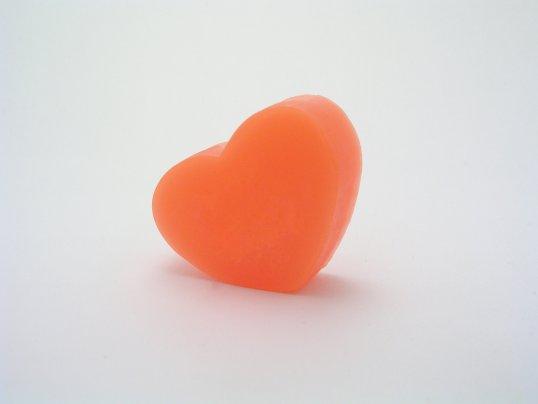 Sabonete coração pequeno (Forma) Sem Caixa