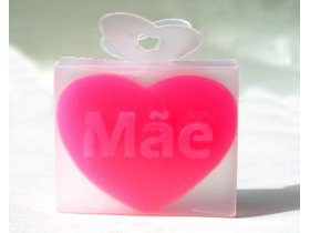 Heart Soap with Box