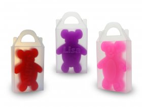 Teddy Bear Soap