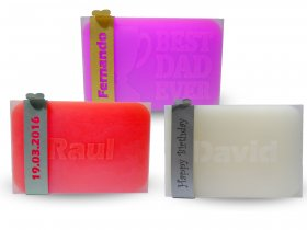 Big Soap + Thin Strap