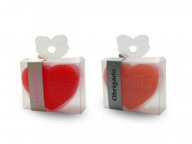 Coração Grande + Cinta fina