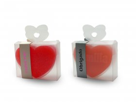 Big Heart Soap + thin strap