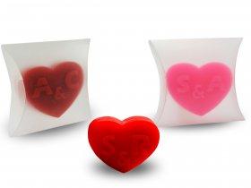Sabonete Coração Grande