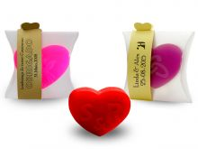 Big Heart Soap + Strap