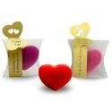 Coração Grande + Cinta com topos