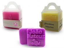 2x Medium Soap + Strap